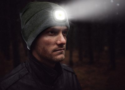 Eternal USB Beanie headlight PG93783