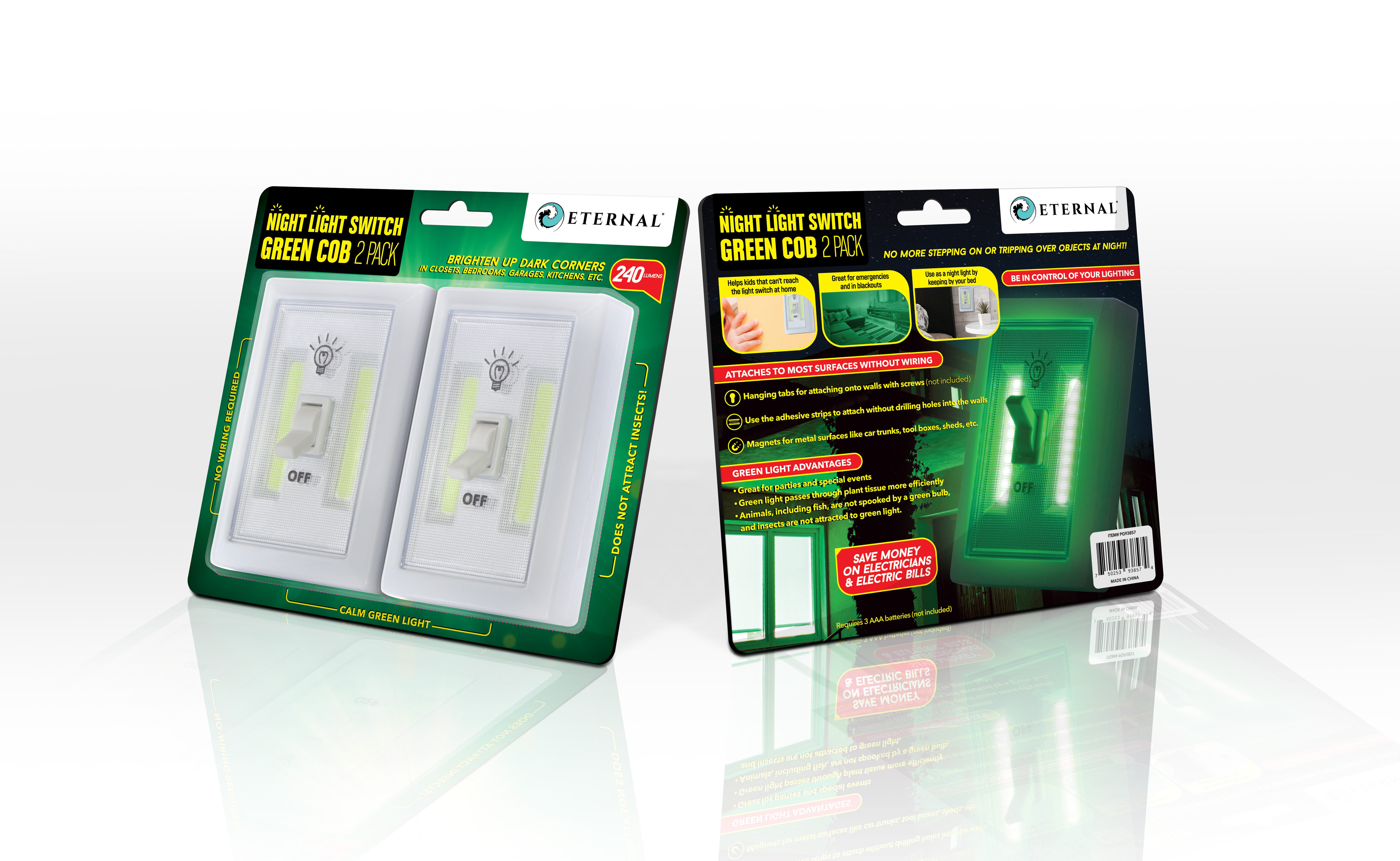 Green LED PG93857