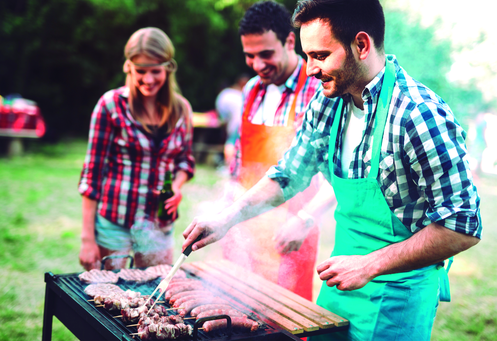 Master BBQ Grill Set PG93893